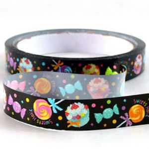 Magic colour sticky tape, (TM051)